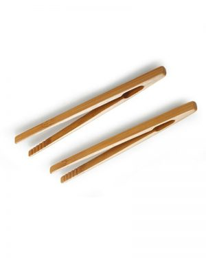 Bamboo Tea Clips