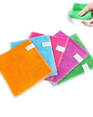 Bamboo Fibre Kitchen Cleaning Cloth