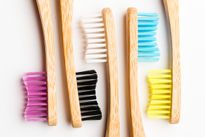 bamboo toothbrushes biodegradable