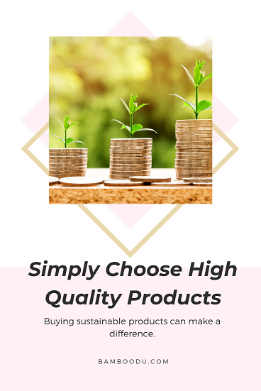 buy  good quality products