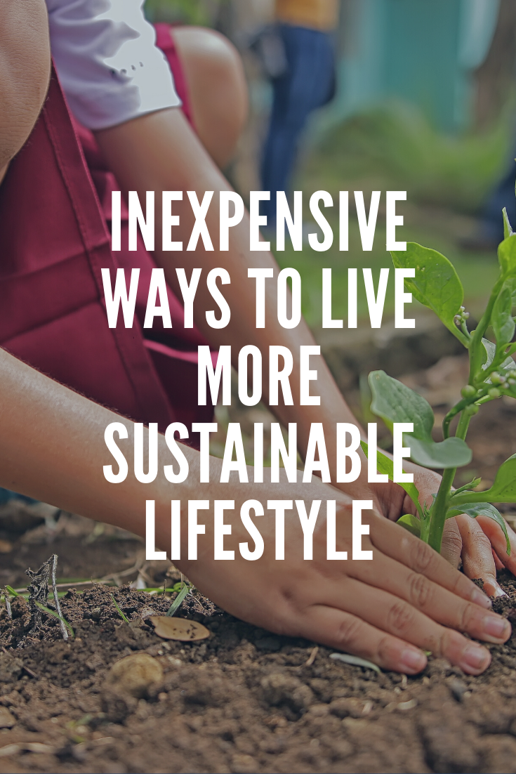 live more sustainable