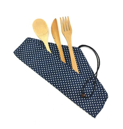 eco-friend;y cutlery set