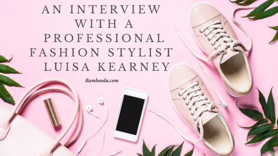 an interview with stylist