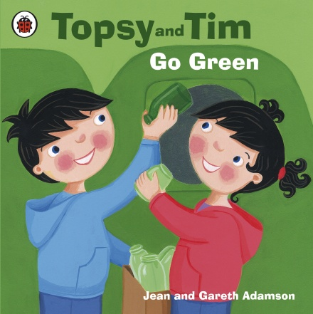 topsy and tim going green