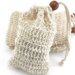Natural Exfoliating Sisal Soap Bags – 2 Pack